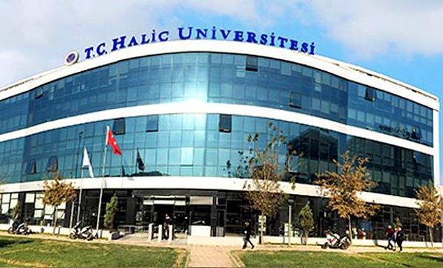 Haliç Üniversitesi soruşturma başlattı