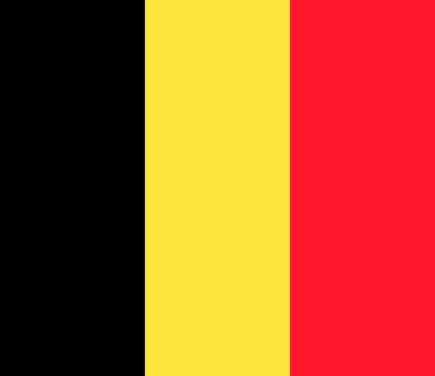 11. Belçika - %0,4
