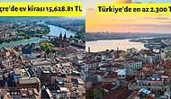 33 Bin TL'lik Asgari Ücret Tartışmasından Sonra İsviçre'deki ve Türkiye'de Bazı Harcamaların Fiyatlarını Karşılaştırdık