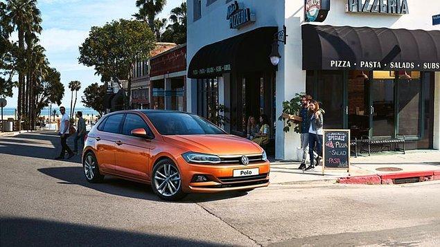 Volkswagen Polo Trendline 1.0 80 PS: 165.900 TL