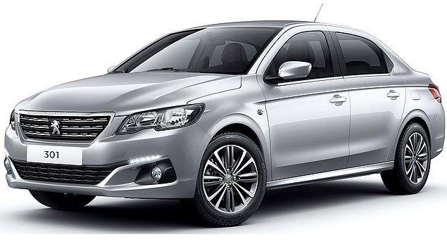Peugeot 301 Active 1.5 BlueHDI 100HP Euro6.2: 167.900 TL