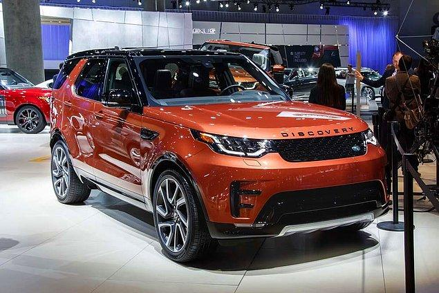Land Rover Discovery SE 2.0 D240: 1.280.989 TL