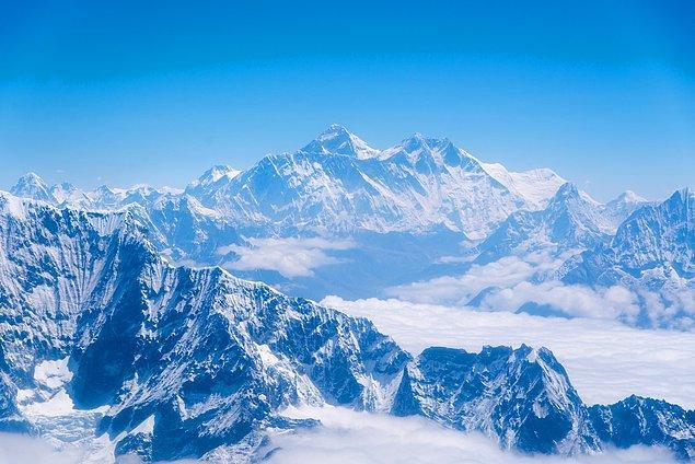 5. Everest dağı
