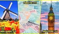 Tahmin Edin Hangi Ülke Zirvede? Avrupa Ülkeleri Arasında Asgari Ücretle Çalışanların Oranları