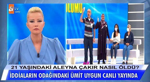 Çok konuşulan Aleyna Çakır cinayeti bu hafta Müge Anlı ile Tatlı Sert'e taşındı. Hepimizi ağlatan program, gündüz kuşağında yayınlanmasına rağmen TOTAL'de günün en çok izlenen 3. programı oldu. Birçok ana haber bülteni ve diziyi geride bıraktı.