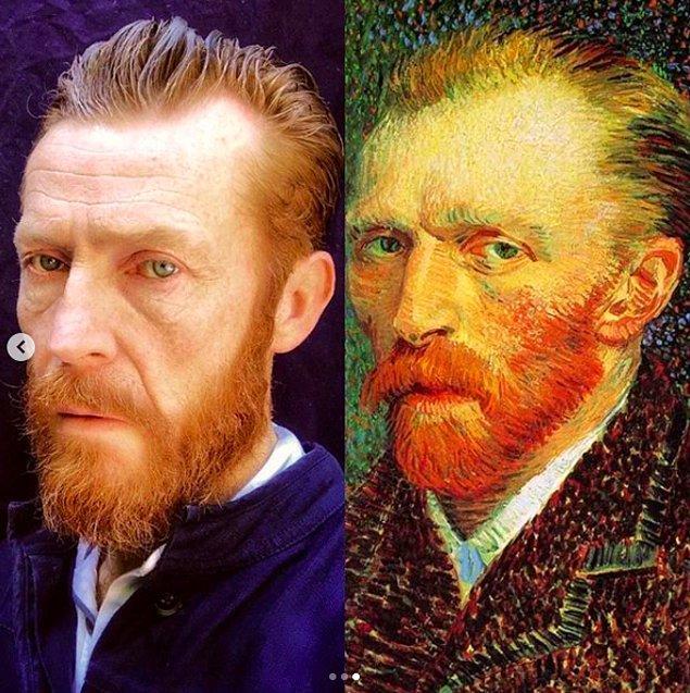 5. Vincent Van Gogh