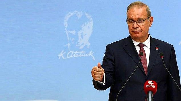 Adıgüzel'den sonra testinin pozitif çıktığını açıklayan isim Parti Sözcüsü Faik Öztrak olmuştu.