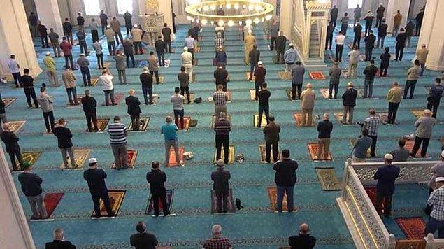 3. İslam'da cuma toplu ibadet günüdür.