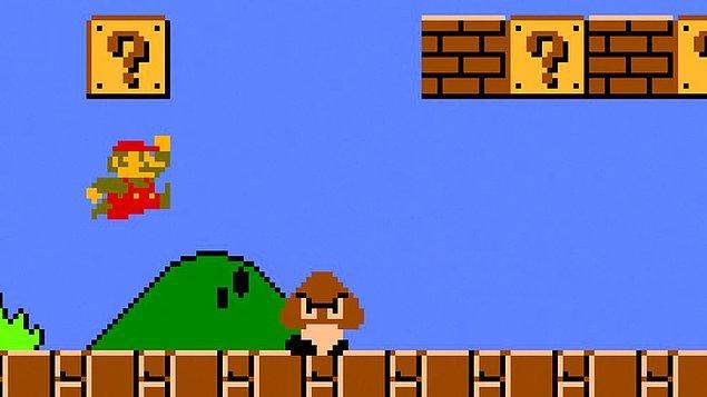 12. Tüm zamanların en popüler oyunlarından biri olan Süper Mario Kardeşler ilk kez 1985'te 13. Cumada yayınlandı.