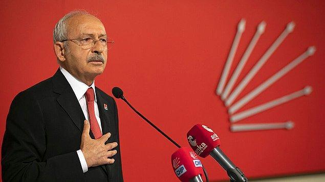 Kılıçdaroğlu'nun testi negatif çıktı
