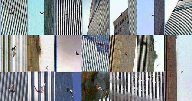 3. Saldırılar sırasında en az 200 kişi binadan aşağı atladı...