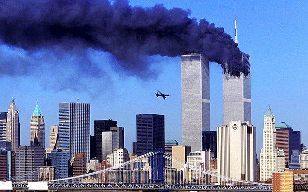 4. Saldırıların ardından Amerika'da üç gün boyunca uçuş yasağı uygulandı...