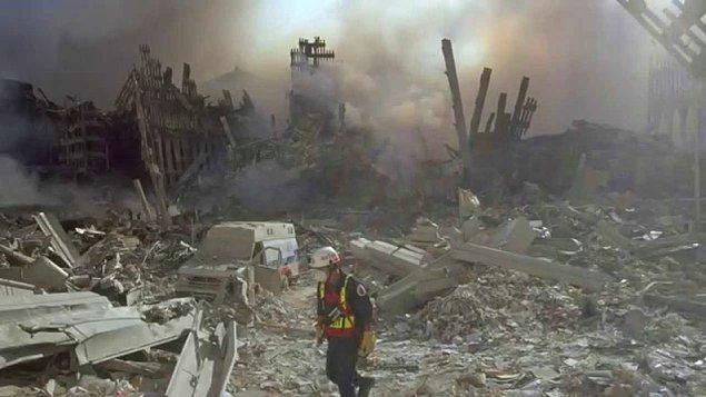 11. Saldırıda hayatını kaybedenlerin yaşları 2 ile 85 arasında değişiyordu...