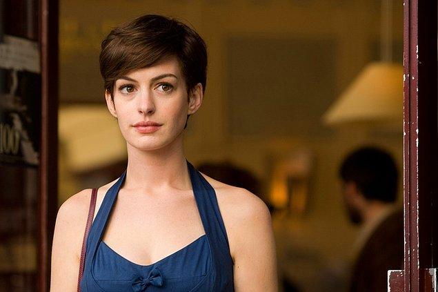8. Anne Hathaway, Doug Liman'ın yöneteceği Lockdown filminde rol alabilir. Senaryosunu Peaky Blinders'ın yaratıcısı Steven Knight'ın yazdığı filmin çekimlerine bu ayın sonunda başlanması planlanıyor.