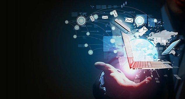 Dijital dünyada yaşamak değil, dijital dünyayı çok iyi kullanabilmek mesele.