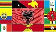Hüsamettin Oğuz Yazio: Ulusal Bayrağında Kuş Bulunan 9 Ülke