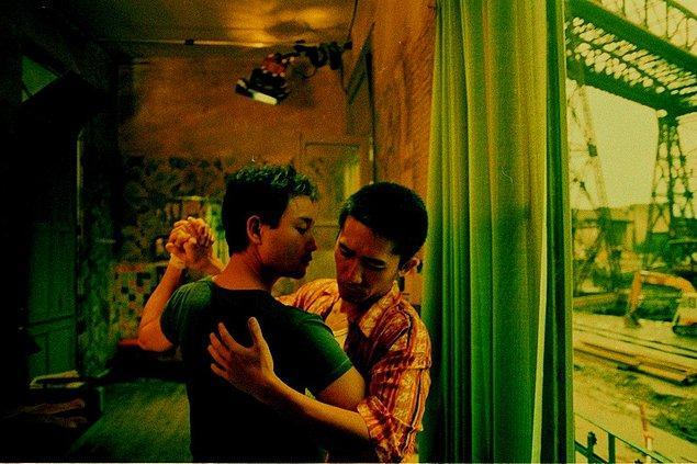 8. Ho Po-wing ve Lai Yiu-fai - Happy Together (1997)