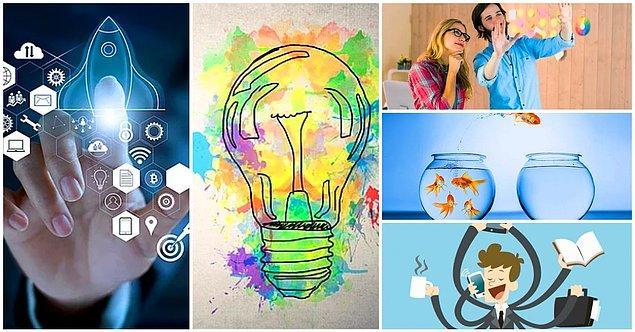 1. Girişimcilik kişinin öğrenme ötesinde ruhunda hissettiği kadim bir duygudur.