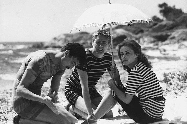 13. Jules- Jim ve Catherine - Jules et Jim (1961)