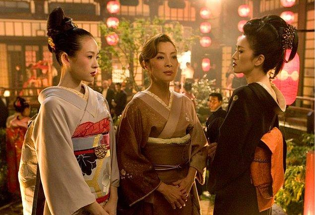 5. Memoirs of a Geisha (2005)