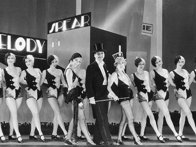 9. The Broadway Melody (1929)