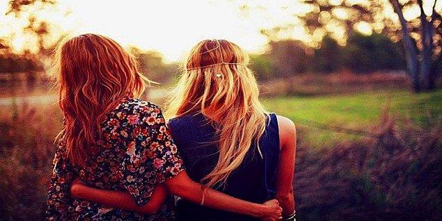 En yakın arkadaşın!