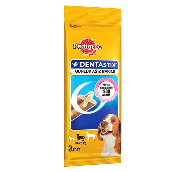 11. Bu ödül maması köpeğinizin dişlerini pırıl pırıl yapacak!