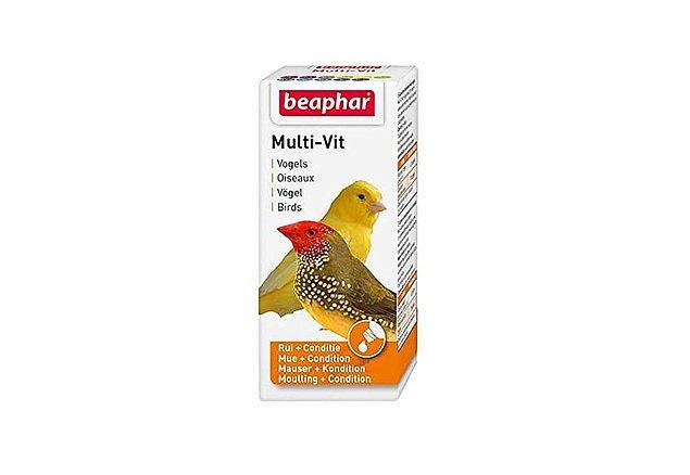 12. Kuşunuzun tüyleri için gerekli olan tüm vitaminlerin kombinasyonunu bu üründe bulabilirsiniz.