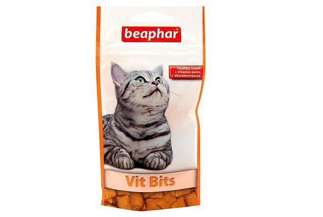 14. Bu ödül maması içinde barındırdığı Taurin sayesinde kedinizin kalp ve görme sağlığını destekler.