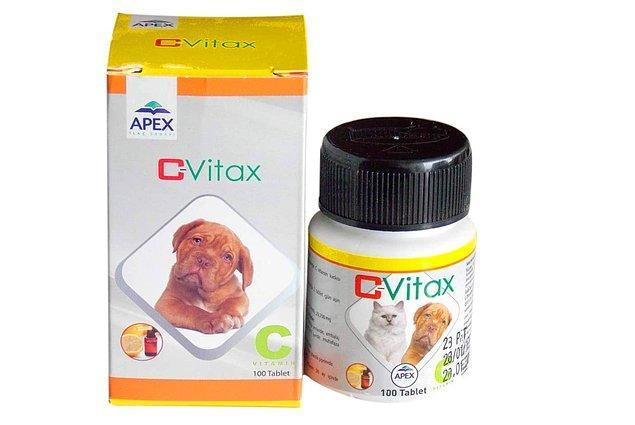 16. Patili dostlarınızın hastalıklara karşı çok daha dirençli olmasını sağlayan C vitamine ne dersiniz?