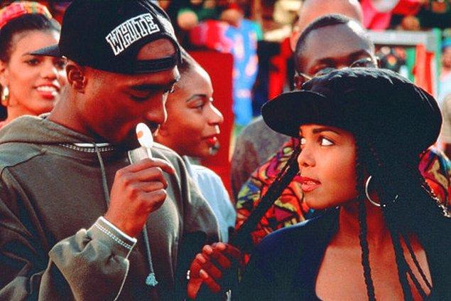 3. Janet Jackson'la filmde oynamadan önce HIV testi yaptırılması istendi...