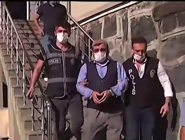 Merak edenler için hemen bilgi verelim. Bu istismarcı şarlatan 5 gün önce tutuklandı.