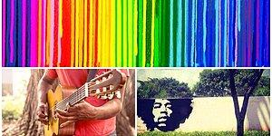 Ahmet Baran Yazio: Zordur Sanatın Gökkuşağında Bir Renk Olmak...