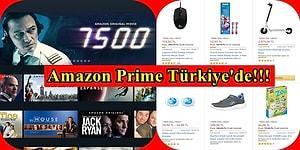 Gözlerimiz Yollarda Kaldı! Uzun Zamandır Beklediğimiz Amazon Prime Muhteşem Avantajlarla Sonunda Türkiye'de!