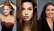 Angelina Jolie'nin Gelmiş Geçmiş En Güzel Kadınlardan Biri Olduğunun Kanıtı 15 Fotoğraf