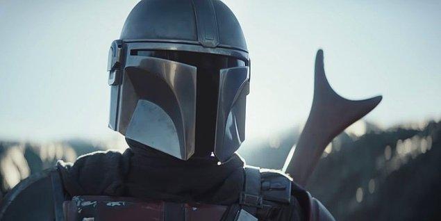Star Wars evreninde geçen ilk live-action dizi olan The Mandalorian, Disney+'ta izleyici ile buluşmuştu.