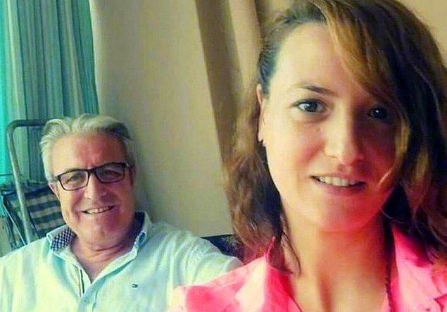 Işık İkizoğlu'nun davayı eşinden şiddet gördüğü ve göreceği endişesiyle uzaklaştırma kararı çıkartmak için açmıştı