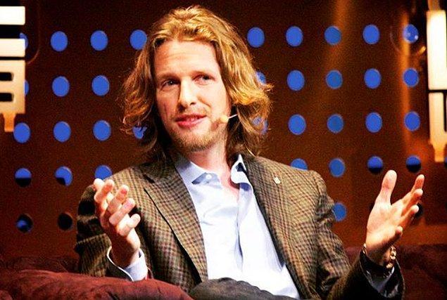 2. WordPress'in kurucusu Matthew Mullenweg