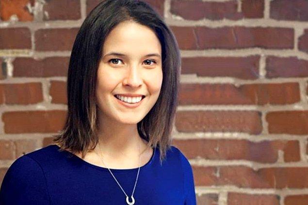 3. MyYearBook.com'un kurucusu Catherine Cook