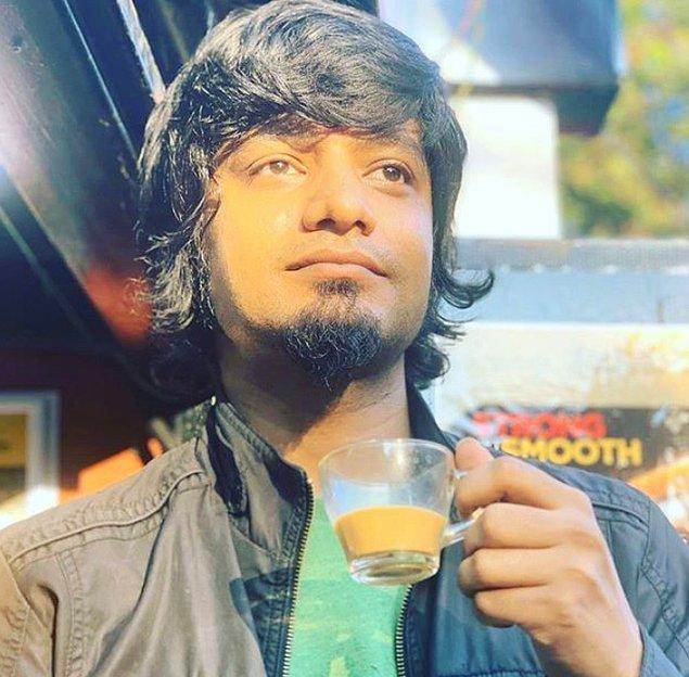 5. 'How I Braved Anu Aunty'nin yazarı ve Million Dollar Company'nin kurucu ortağı olan Varun Agarwal