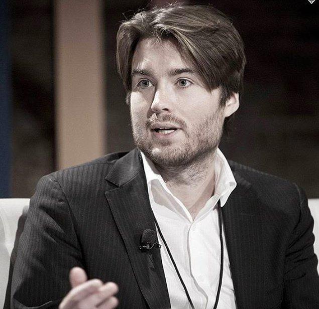 6. Mashable'ın CEO'su Pete Cashmore