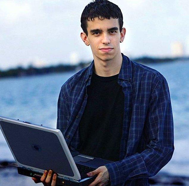 8. Mozilla Firefox'un yaratıcısı Blake Ross