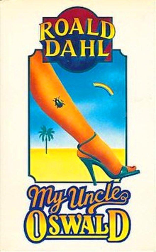 3. Roald Dahl- Amcam Oswald