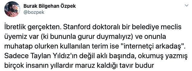 Göksu'nun üslubu ve AKP'li üyelerden yükselen kahkahalar tepkilere neden oldu. Bazı yorumlar şöyle 👇