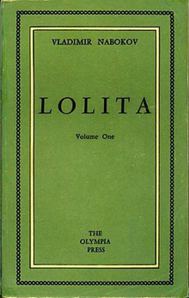 12. Vladimir Nabokov- Lolita
