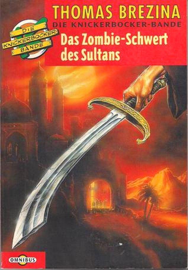 13. Thomas Brezina- Sultanın Büyülü Kılıcı