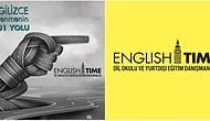Tüm Türkiye'nin En Büyük ve En Kaliteli Dil Okulu ile Tanışın: English Time
