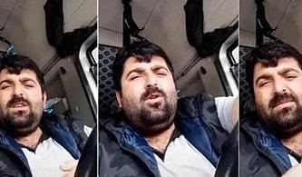 Paylaştığı TikTok Videosuyla 'Nasıl Evde Kalayım?' Diye Sormuştu: TIR Şoförü Malik Yılmaz 6 Aydır İşsiz