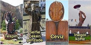 """Gördüğünüz Anda """"Neden Allahım?"""" Diye Düşüneceğiniz, Türkiye'nin Dört Bir Yanından 25 Heykel"""