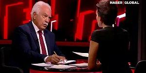 'Gizli Servise Çalıştınız mı?' Sorusuna Sinirlenen Perinçek: 'Siz Hangi Cesaretle Türkiye'nin En Karakterli İnsanına Bunu Sorabiliyorsunuz?'